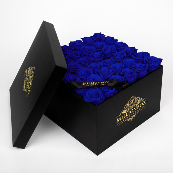 Levante Bello with Blue Rose | Millionbox.se